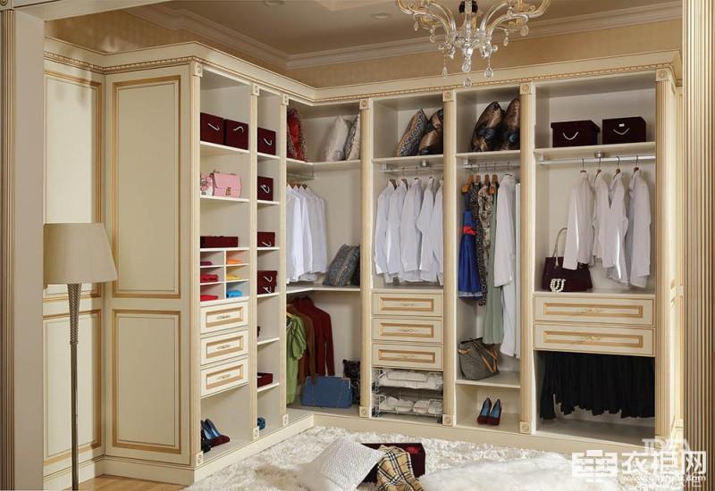 艾娅整体衣柜系列