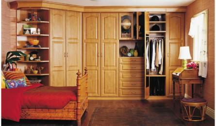 定制实木衣柜 用什么木材最好