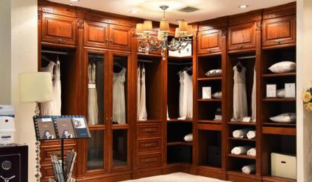 实木衣柜定制价格一般是多少