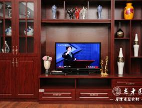 老木匠定制系列-电视柜效果图 (1)