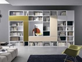 品冠定制系列-书柜效果图