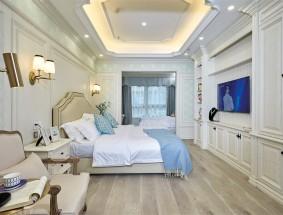 艾高定制系列-卧室效果图
