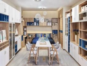 莱茵艾格定制系列-现代+书房+卧室+酒柜+组合效果图