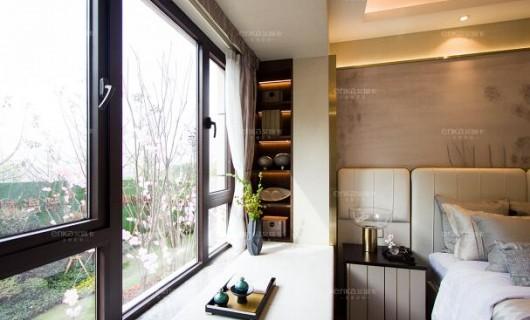 艾瑞卡全屋定制:拎包入住舒适家 简洁惬意的都市风情实景效果