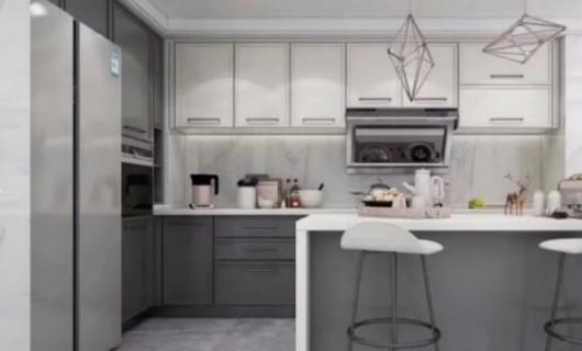 易高家居:法式风厨房怎么样 如何设计法式风厨房