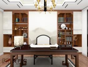 中式书房 (5)