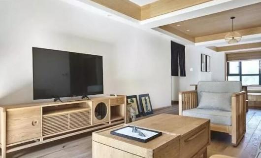 帝安姆全屋定制:旧屋改造日系原木风 堪称简约模范