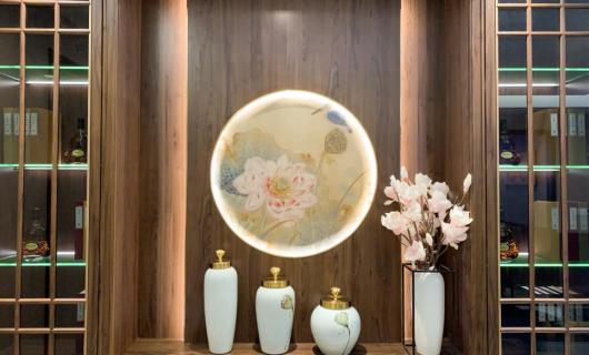 佰怡家设计小讲堂:新中式风格有哪些设计亮点 怎么装才好看