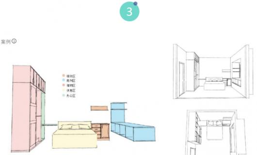 福湘定制  最火的六款主卧设计方案