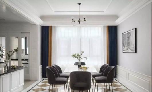 苔花全屋定制:窗帘怎么选 好好搭配才能把家装出高级感