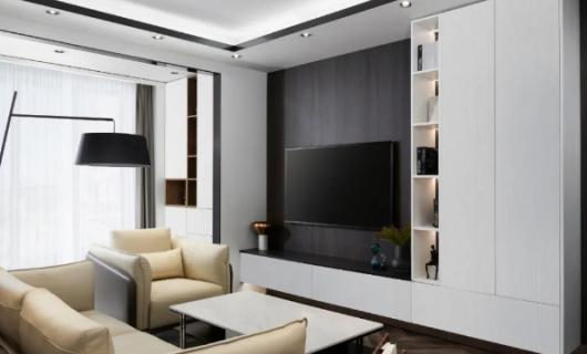 柏厨全屋定制:从配色看家居气质 高级貌美的家果然更舒适