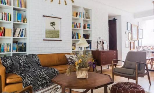 帝安姆全屋定制:细腻精致的中古家具 家里仿佛装着上个世纪