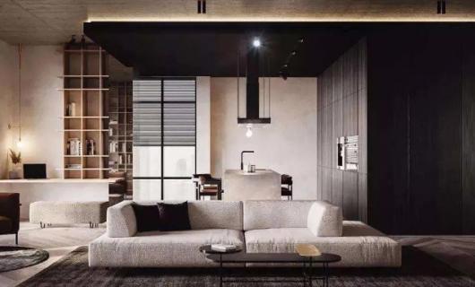 瑞丽宜家全屋定制:轻奢 不仅是一种设计风格 更是生活态度的展现