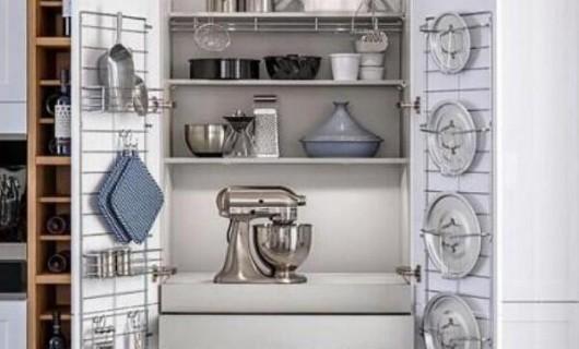 凯德鲍尔全屋定制:厨房空间有烦恼 橱柜收纳小技巧