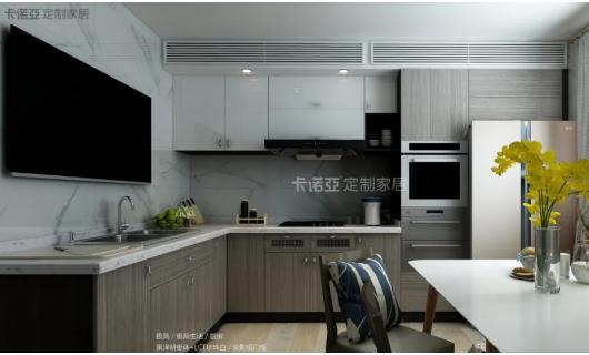 卡诺亚全屋定制:厨房装修5个细节做到位 幸福感爆棚