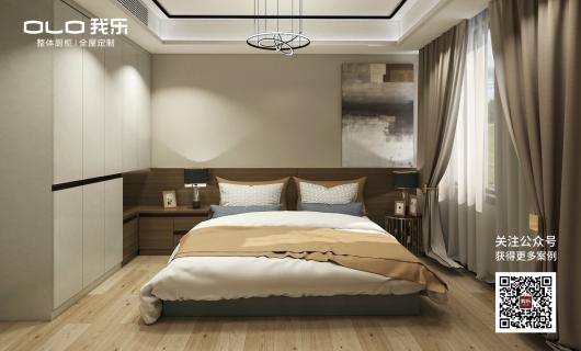 我乐全屋定制:卧室改造新思路 拯救你的糟糕睡眠