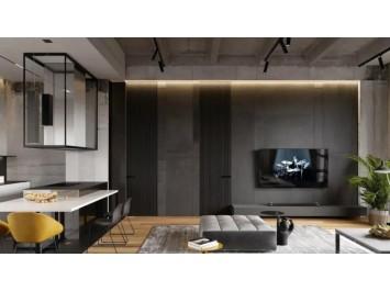 意兰帝智造家居:家居人必看!2020未来客厅设计新趋势!