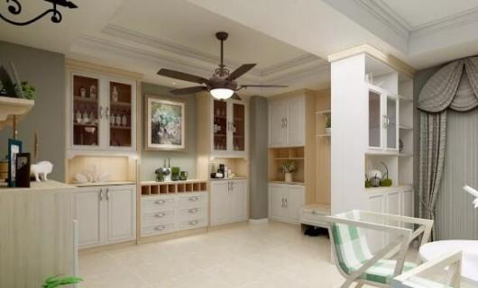 雪宝:小户型空间逆袭篇 客餐厅一体式设计