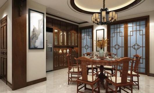 新中式风格是否能替代轻奢风成为下一个的家装设计爆款