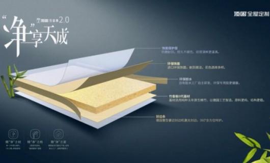 顶固全屋定制:高光时刻 竹香板2.0&悟系列面世 催生定制家居新业态