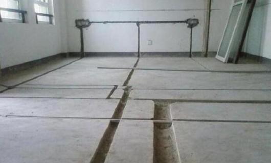 庄致家居:水电开槽这些事情千万别做