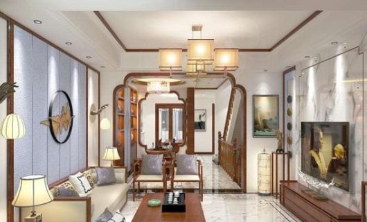 易高家居:新中式风格家具有哪些特点 如何选择颜色