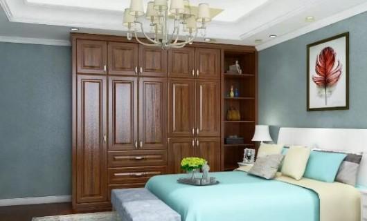雪宝全屋定制:好看的卧室千篇一律 实用的设计万里挑一