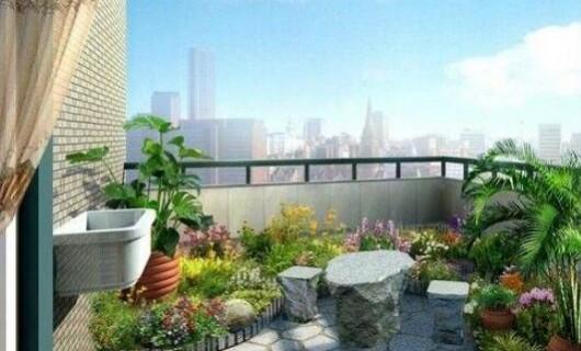 庄致家居:阳台装修重点在哪里  需不需要吊顶