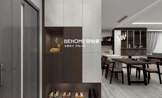 佰怡家设计小讲堂:鞋柜这样设计才好用