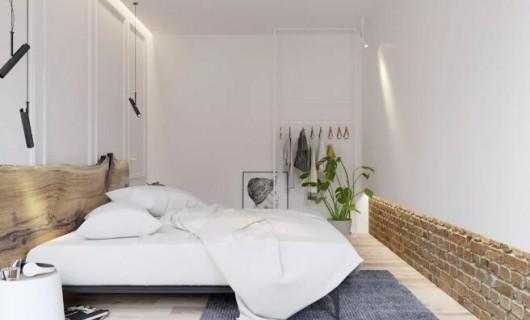 苔花家居:卧室脱下的衣服往哪放 千万别搁椅子上堆成山