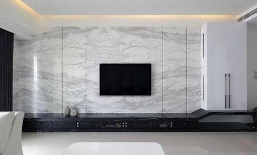 庄致家居:电视背景墙材质有哪些 用什么材质最好