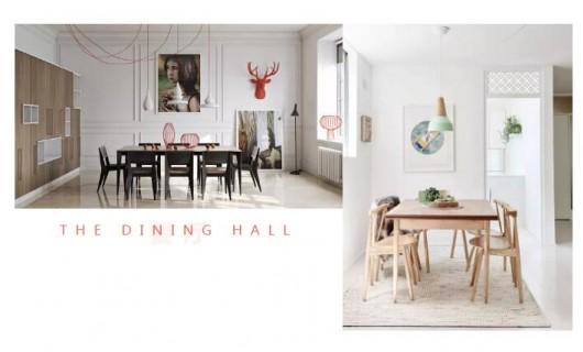 魅派全屋定制:快来看看 你家的餐厅真的不需要美美地设计一下吗