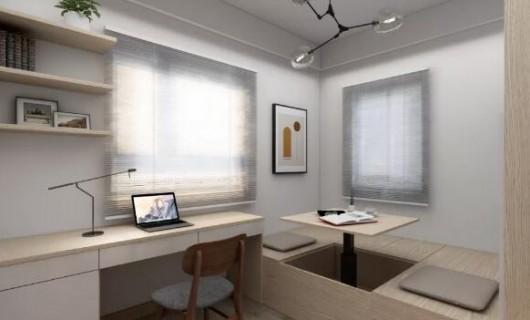 苔花家居:卧室篇 小居室里的大房梦 布局有妙招
