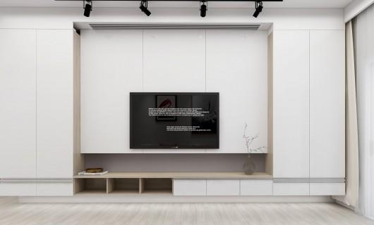 佰怡家设计小讲堂:这样改造 客厅多了3个功能