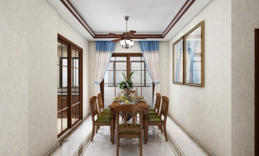 佰怡家设计小讲堂:美式家居风怎么打造