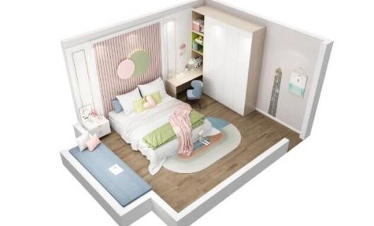 索菲亚全屋定制:这届家长 为什么都不爱装儿童房了