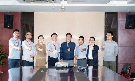 丽博家居携手上海群易软件正式开启信息化平台项目