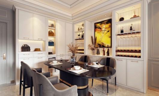 柏厨家居:新品 听说你想要法式风的家 这套「浪漫巴黎」一定不会错