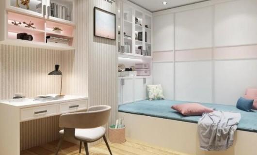 皇朝定制+:二胎家庭装修方案怎么做 这样设计幸福感爆棚