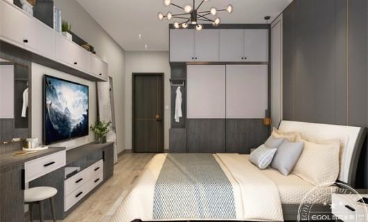 易高家居:卧室定制衣柜有哪些设计技巧