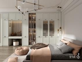 空与间高端定制序章系列-卧室
