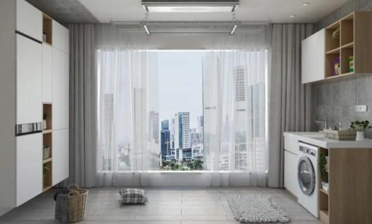 奥普全功能阳台十城连开 打造理想的阳台生活