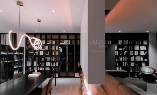 意格丽全屋定制意式极简设计 诠释轻奢居住美学