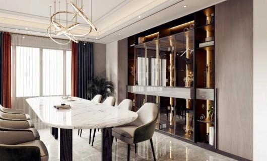 柏厨家居:家居指南 让家居空间时尚又高级的秘密 就藏着这个元素中