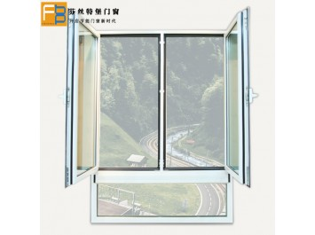 芬丝特堡65系统门窗北京品牌工厂直营隔音保温平开内倒窗