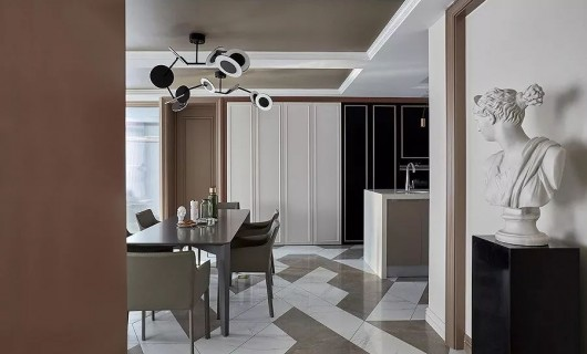 木质护墙板——让轻奢家居美出新高度