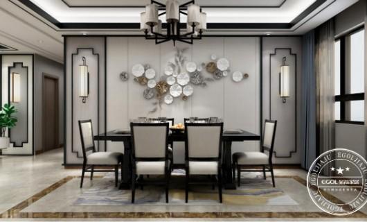 易高家居:新中式风家装在定制家具时有什么要注意