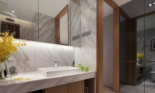 庄致家居:小面积卫生间装修要注意什么