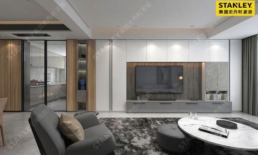美国史丹利家居:不同风格的客厅设计合集 超漂亮