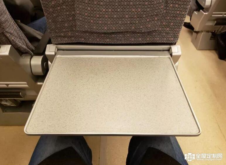 动车折叠桌
